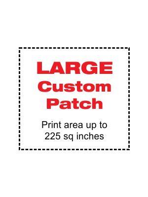 Custom Patch - Large Back Patch